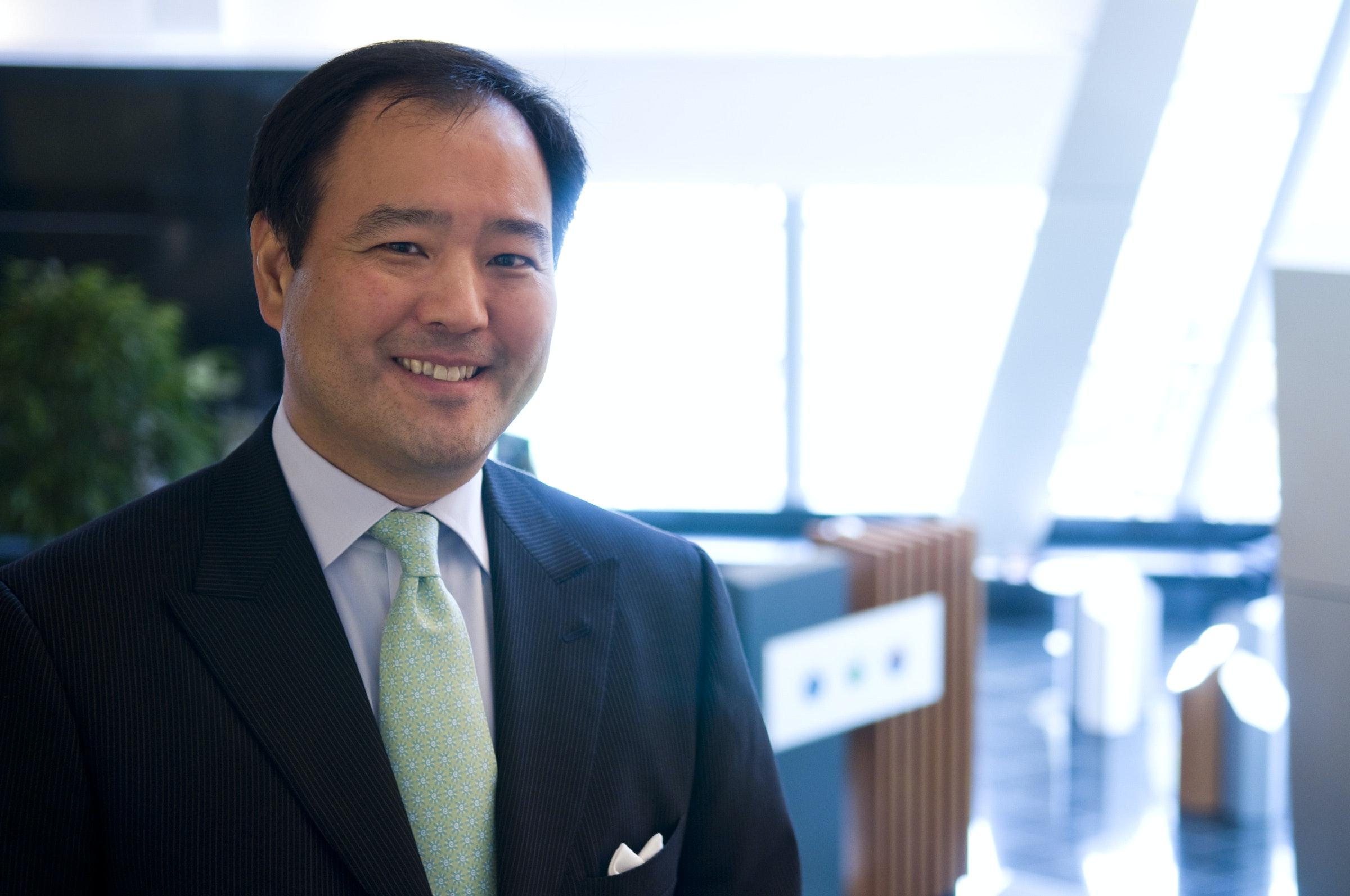 Senior Vice President, Marketing and Communications
